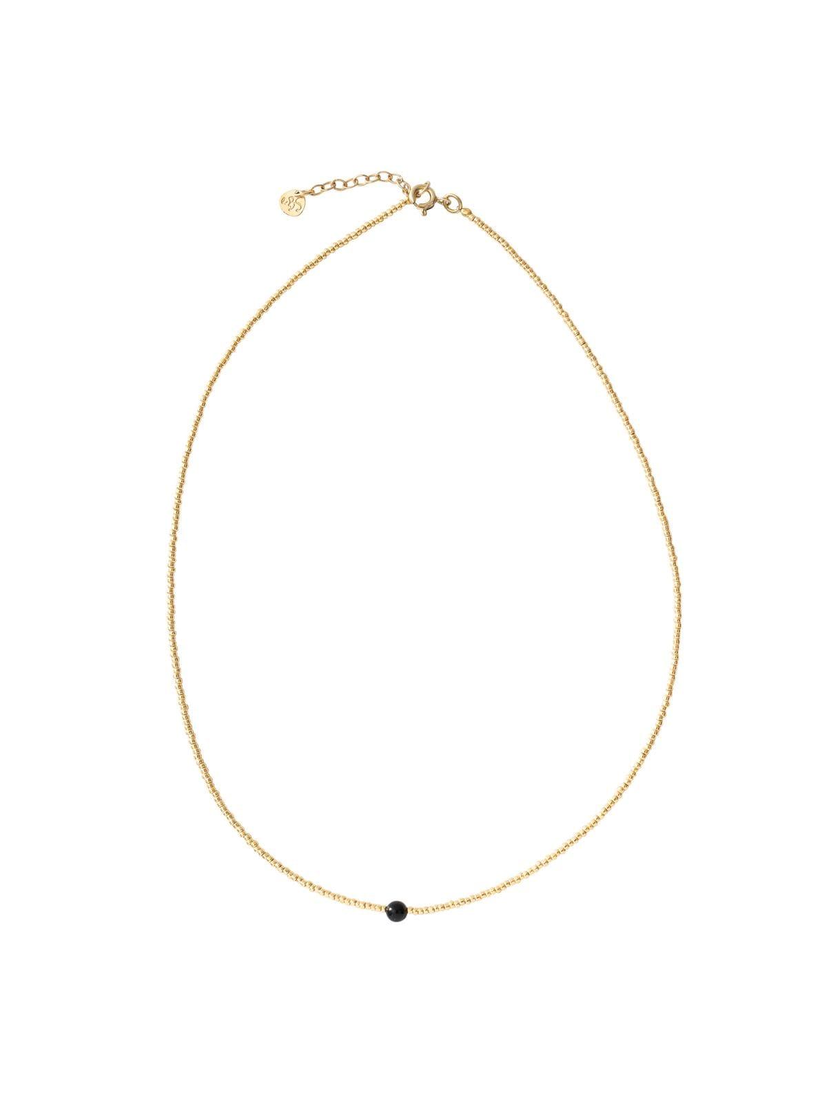 BL24380_2 - Flora Black Onyx Gold Necklace_1200x1600