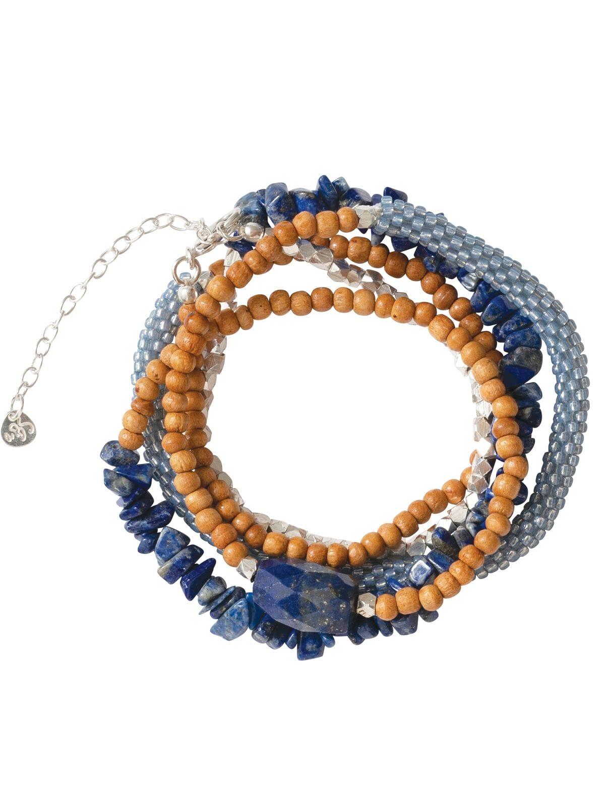BL25509 - Superwrap Lapis Lazuli Silver Bracelet_1200x1600